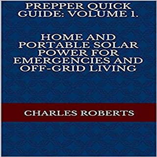 Prepper Quick Guide, Volume 1 cover art