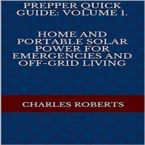Prepper Quick Guide, Volume 1 audiobook cover art