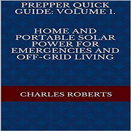 Prepper Quick Guide, Volume 1 cover art