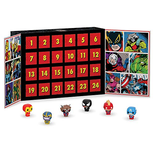 Funko Pocket Pop! Marvel Avengers Advent Calendar 2019 - 24pc (PS4/Xbox One)