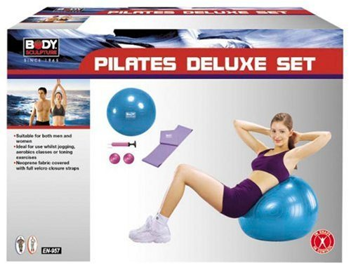 Body Sculpture Deluxe, Set per Pilates