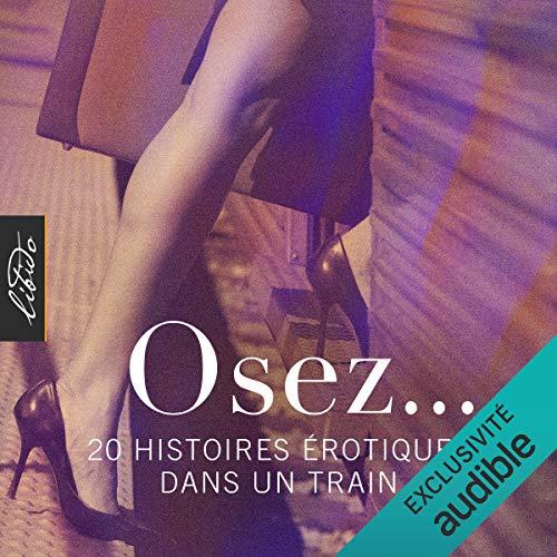Couverture de Osez… 20 histoires érotiques dans un train