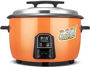 Commerciële rijstkoker, grote capaciteit, 8-36L, ouderwetse grote rijstkoker voor kantine/hotel/school (8-60 personen) (gr...