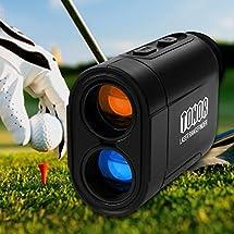 Golf Entfernungsmesser TONOR 900 MeterLaser ein tolles Geschenk für Golfer