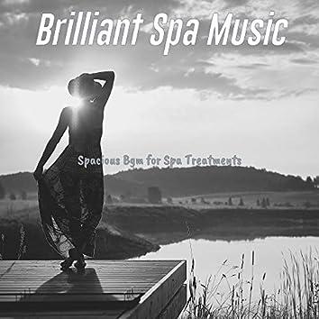 Spacious Bgm for Spa Treatments