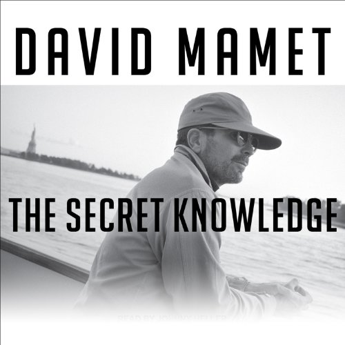 The Secret Knowledge audiobook cover art