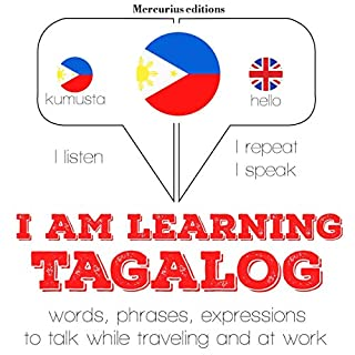I am learning Tagalog cover art