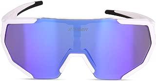 X-TIGER Polarized Sports Sunglasses with 3...