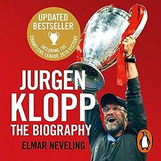 Jurgen Klopp audiobook cover art