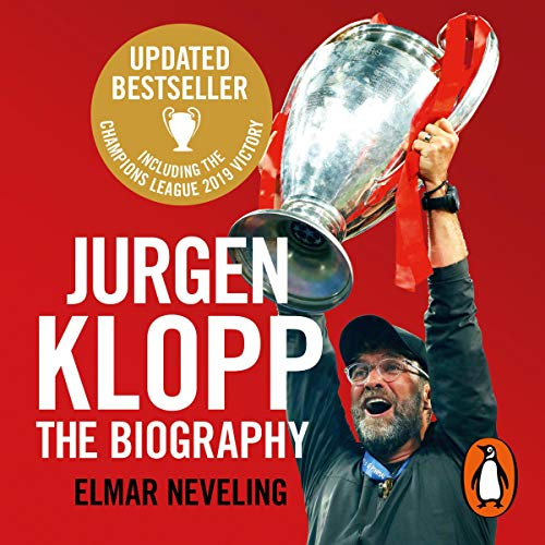 Jurgen Klopp audiobook cover art