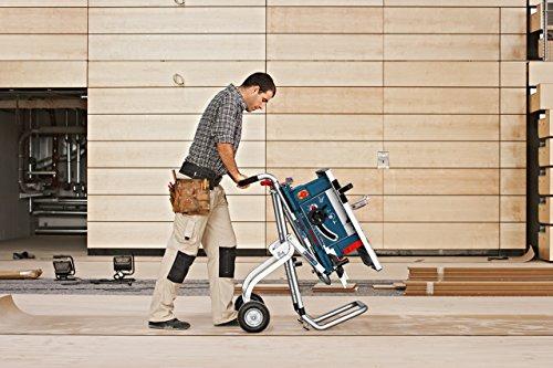 Bosch Professional Transport- und Arbeitstisch GTA 60 W (622 mm Höhe, 1.220 mm Länge) - 2