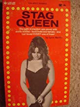 Stag Queen By Lynn Martin a Bee Line Book Paperback 346n 1968