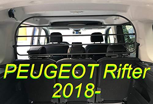 ERGOTECH Rejilla divisoria RDA65HBG-XXL kpg029 para Transporte de Perros y Equipaje