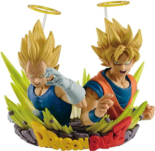 Banpresto Dragon Ball Z Com Figuration Gogeta Vol 2 Multiple Colors product image