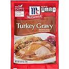 McCormick Turkey Gravy Seasoning Mix, 0.87 oz Pouch