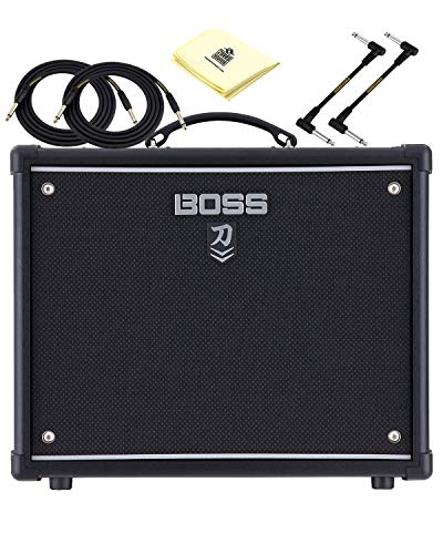 Find Bargain Boss Katana 50 MKII Guitar Combo Amplifier 50-watt 1x12 with 5 Amp Voicings, 60 Effect...