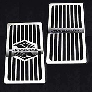 Water Coolant Radiator Grill Grille Tank Cooler Cover Guard For SUZUKI Marauder VZ800 VZ 800 2003 2002 2001 2000 1999 1998 1997
