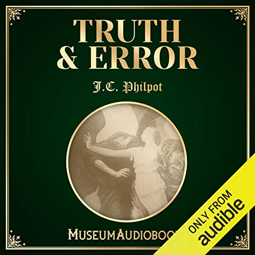 Truth & Error Titelbild