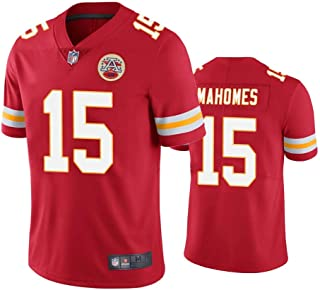 #15 Patrick Mahomes Kansas City Chiefs Limited Jersey for Youth - Red