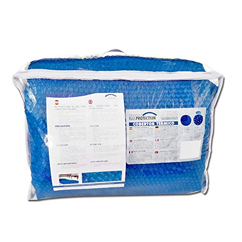 Pool System Protection Cobertor térmico 400 Micras Eco para Piscina de 6 x 3 Metros