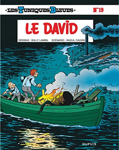 Les Tuniques bleues, tome 19 : Le David