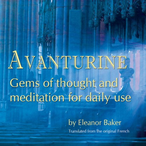 Avanturine audiobook cover art