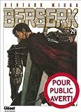 Berserk - Tome 29 - Glénat Manga - 28/01/2009