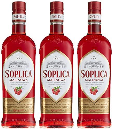 Soplica Himbeere Wodka (3 x 0.5 l)