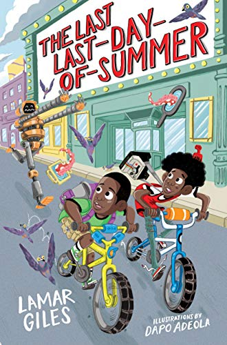 Product Image of the The Last Last-Day-of-Summer (A Legendary Alston Boys Adventure)