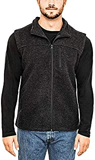 Woolx Andes - Men's Merino Wool Vest - Heavyweight Warmth Without The Bulk