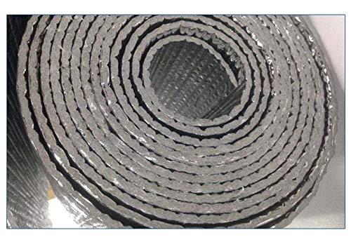 Aislamiento Termico Aluminio Reflexivo multicapa d Rollo Aislante Térmico Autoadhesivo Aluminio Aislamiento Lámina Para Techo, Pared Y Fachada Lámina Aislante Para Frío Y Calor Para Techos Paredes Con