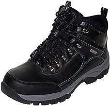 Khombu Mens Leather Boot (9)