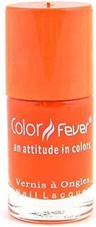 Neon Orange Nail Lacquer