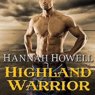 Highland Warrior, Murray Family Series, Book 9 audiobook cover art