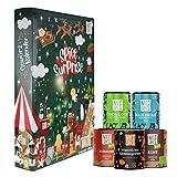 Nice Spice Gewürz Adventskalender 2020 | Adventskalender mit 24 Gewürzmischungen, BIO-Gewürzen & limitierten Wintergewürzen | Als Geschenk für Männer und Frauen