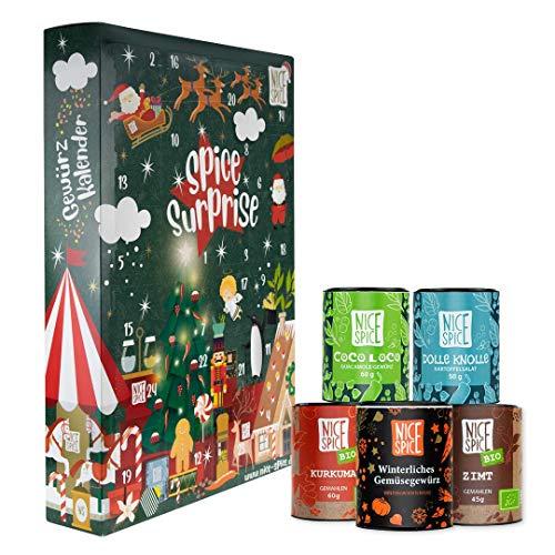 Nice Spice Gewürz Adventskalender 2020