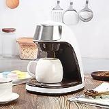 JZlamp Cafetera Cocina extraíble y Lavable cafetera doméstica cafetera Tetera cafetera