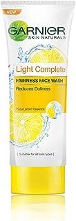 Garnier Skin Naturals Light Complete Facewash, 100g