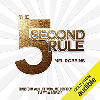 Page de couverture de The 5 Second Rule