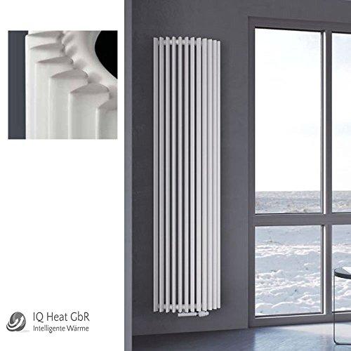 Design Röhrenheizkörper Radiator Aurora W Heizwand Vertikal Paneel Heizkörper