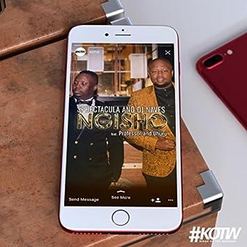 Ngisho (feat. Professor & Uhuru)