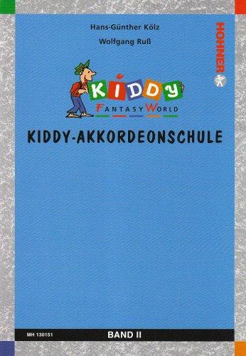 Kiddy Akkordeonschule 2. Akkordeon