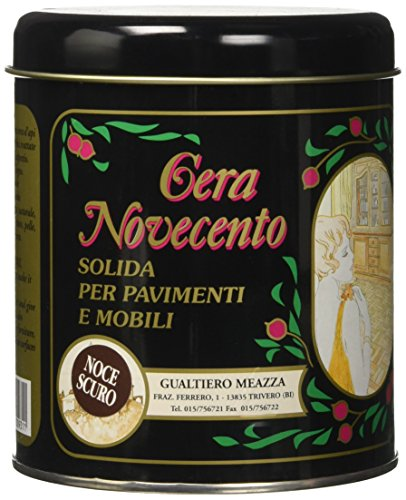 Cera Novecento Y940 Cera Solida in Pasta, Neutra, 1 litro