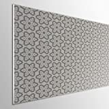 MEGADECOR DECORATE YOUR HOME Cabecero Cama PVC 5mm Decorativo Económico. Modelo - Bardu (200x60cm)