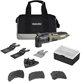 Rockwell 3.0 Amp Sonicrafter Oscillating Multi-Tool, with Variable Speed, Hyperlock..