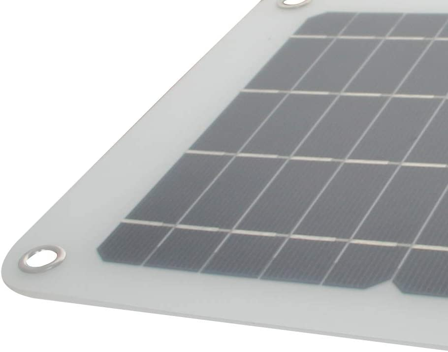 Fielect 1 Pcs 2W 9V Poly Mini Solar Cell Panel Module DIY for Light Toys Charger 115mm x 115mm