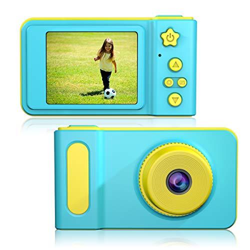 Cámara Niños, Cámara Digital para Niños, Cámara Niños Foto y Video HD 1080P con Pantalla de 2.0…