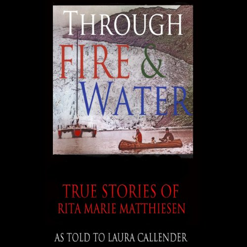 Through Fire and Water audiobook cover art