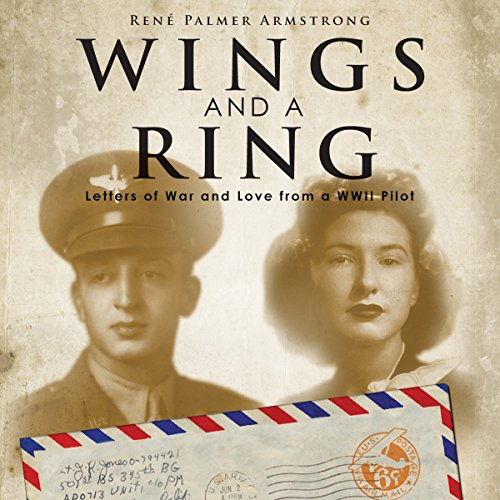 Wings and a Ring audiobook cover art