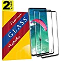 Galaxy S10 Plus Film Protection Ecran Verre Trempé, [2 Pièces] [Ultra Définition] [Dureté 9H] [sans Bulles] [Anti Rayures] Film Protecteur en Verre trempé de Haute qualité Samsung Galaxy S10 Plus